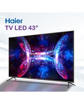 "Haier LE43K6500DA 43"" Display Smart LED TV"
