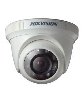 Hikvision DS-2CE56C0T-IRPF 1 MP Fixed Indoor Turret Camera
