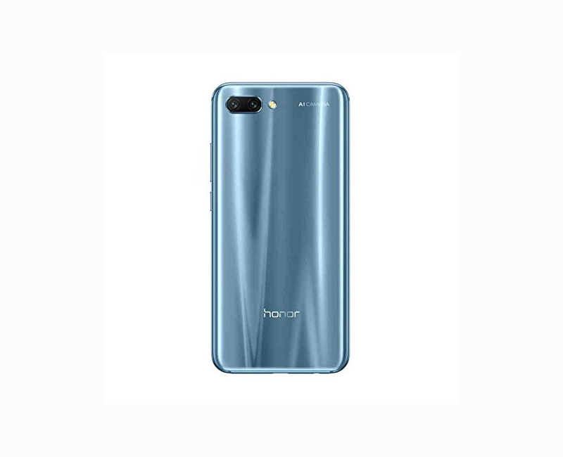 Honor 10 Lite Duos Unlocked Cellphone Back View