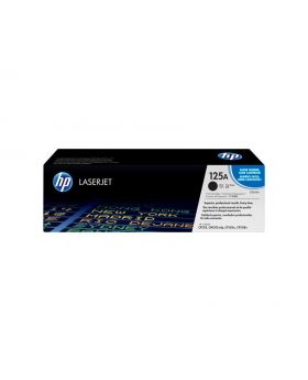 HP CB540A Black Toner Cartridge