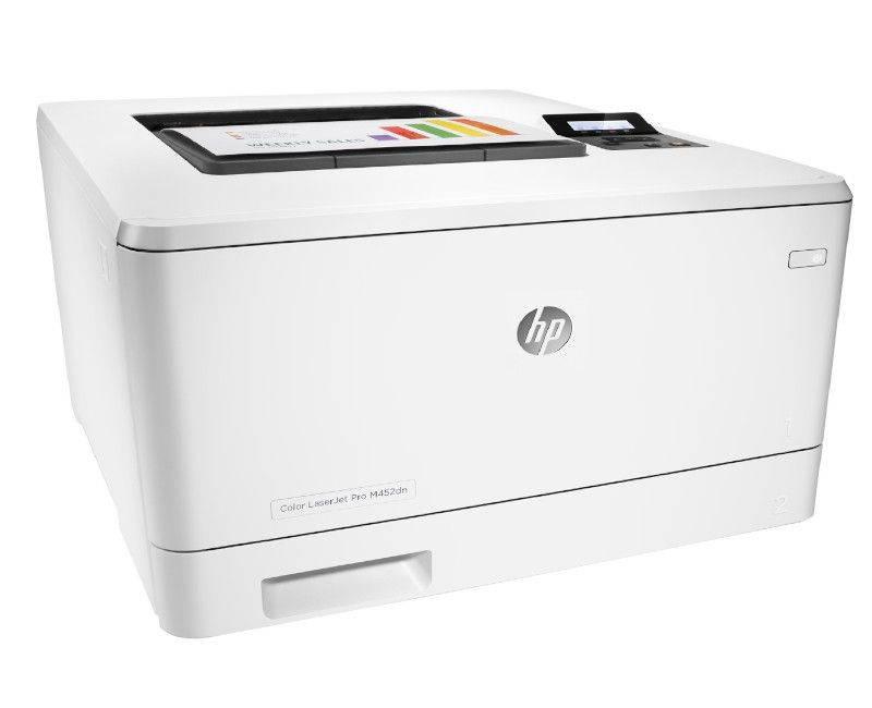 HP Color LaserJet Pro M452dw - Printer - color
