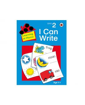 I Can Write Series 2 Learning at Home by Hy Murdock