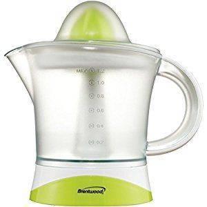 Brentwood 1.2 liters citrus juicer