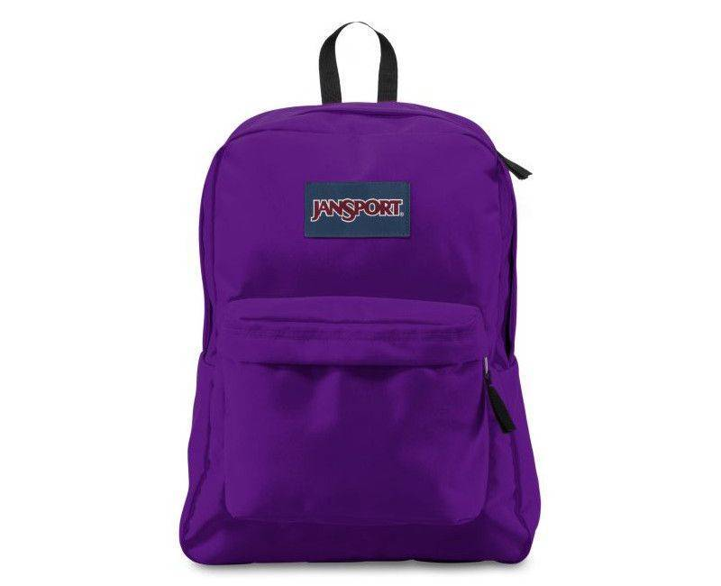 Jansport - Superbreak (Signature Purple) Backpack