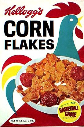 Kelloggs Corn Flakes Cereal 150 Grams