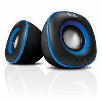 KlipX 2.0 KES-215A 6W USB Power Multimedia Speakers