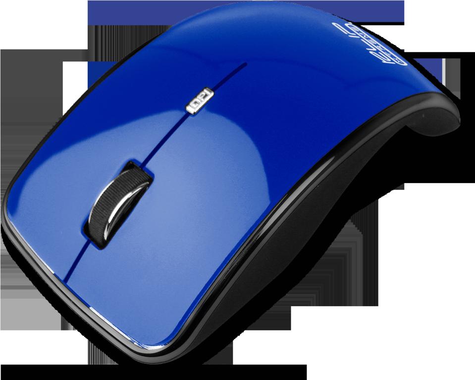 Klip Xtreme Kurve KMO-375BK - Mouse - optical