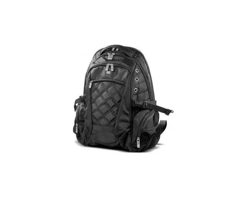 "KlipX 16"" Laptop Black Backpack  - KNB-570"