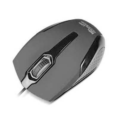 KlipX Optical KMO-120BK USB Mouse