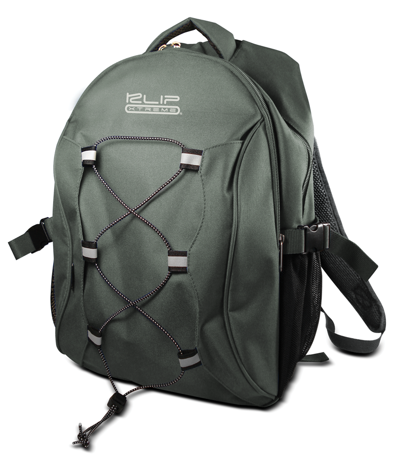 KlipX-Notebook-Backpack-15.4-KNB-405OL-Olive