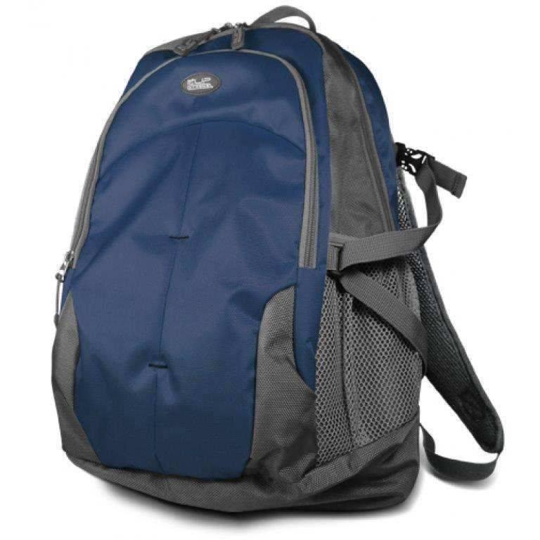 "KlipX Notebook Backpack 15.6"" KNB-425BL Blue"