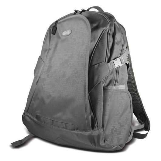 "KlipX Notebook Backpack 15.6"" KNB-435GR Grey"
