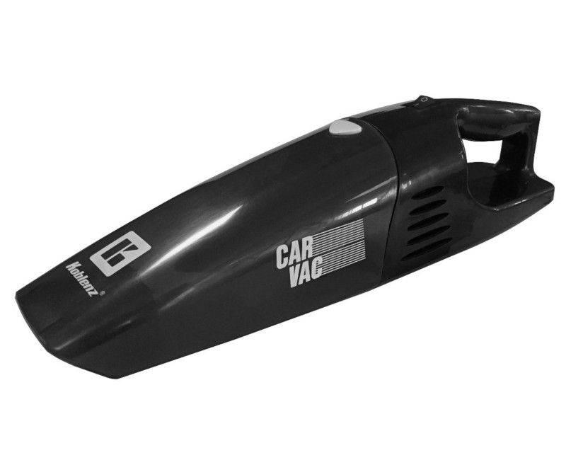 Koblenz Black Car Vacuum HV-12 KG2