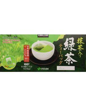 KS Japanese Green Tea 100ct