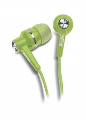 KlipX Green Sport In-ear Earphone