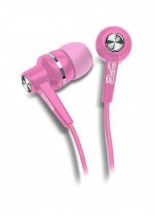 KlipX Pink Sport In-ear Earphone