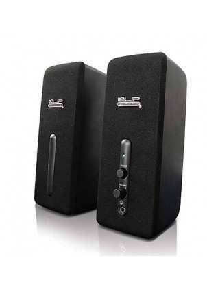 KlipX 2.0 Stereo Speakers 2W 110/240v US plug (KSS-310)