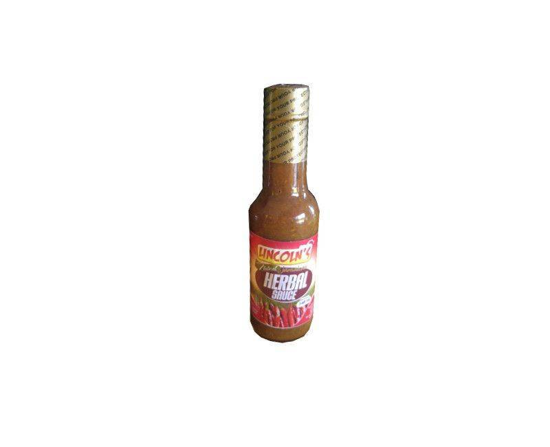 Lincoln's all natural herbal sauce 148ml
