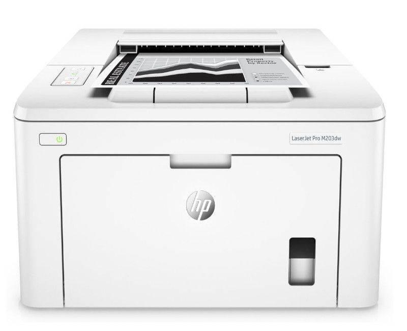 HP LaserJet Pro M203dw Momocrome Printer