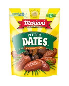 Mariani Pitted Dates 40oz