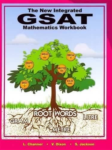 The New Integrated GSAT - Mathematics Workbook