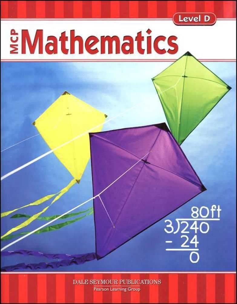 MCP Mathematics Level D