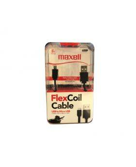 Maxell Flex Coil Cable 6Ft.