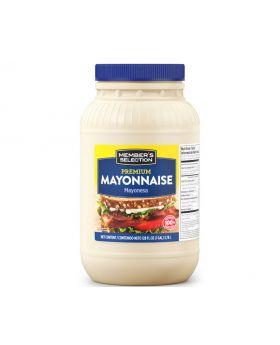 Member's Selection Premium Mayonnaise 1 Gallon