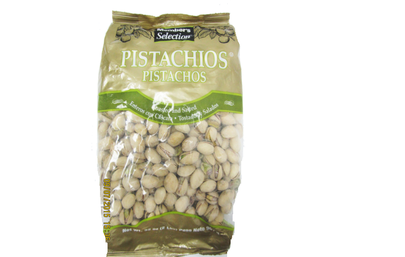 Member's Selection Pistachios 2lb