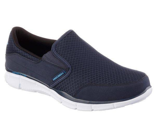 Skechers Equalizer in Navy for Men 51361-9.5