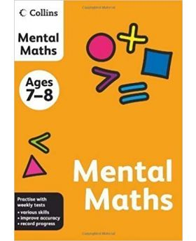 Collins' Mental Maths (Age 7-8)