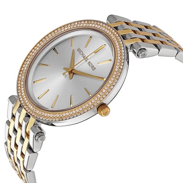 Women's-MK3215-Darci-Two-Tone-Glitz-Watch