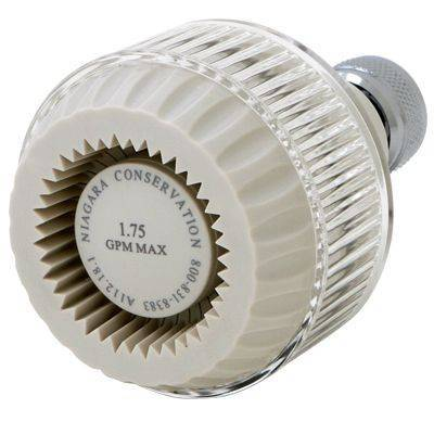 The Prismiere Water Saver Showerhead 1.75 GPM