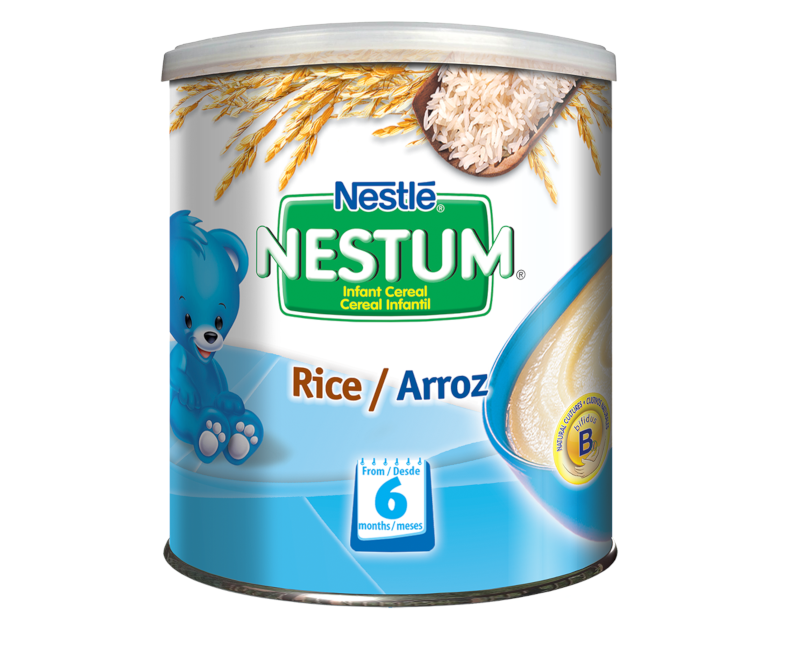 NESTUM BIFIDUS BL Infant Cereal Stage 1 (From 6 months) Rice 270g Canister