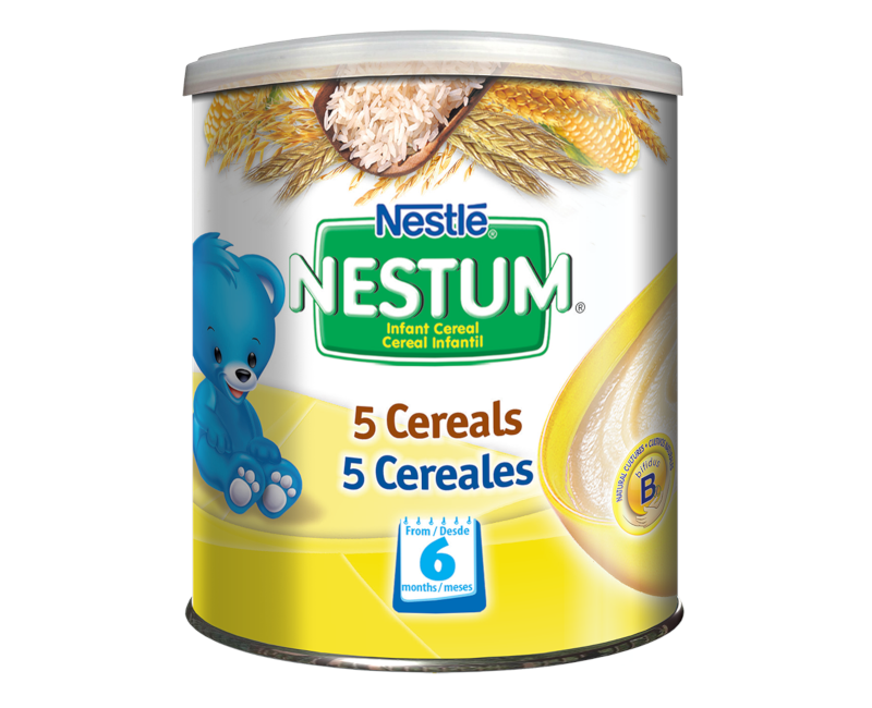 NESTUM BIFIDUS BL Infant Cereal Stage 2 (From 6 months) 5 Cereal 730g Canister