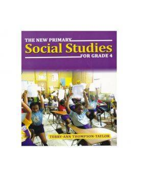 The new primary social studies for grade 4 - Terry Ann Thompson Taylor