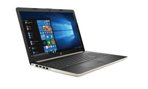 "HP 15.6"" LED Display 12 GB DDR4 SDRAM Notebook"