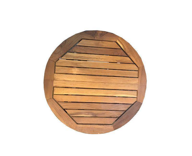 Oak Fold-up Portable Outdoor Picnic Table