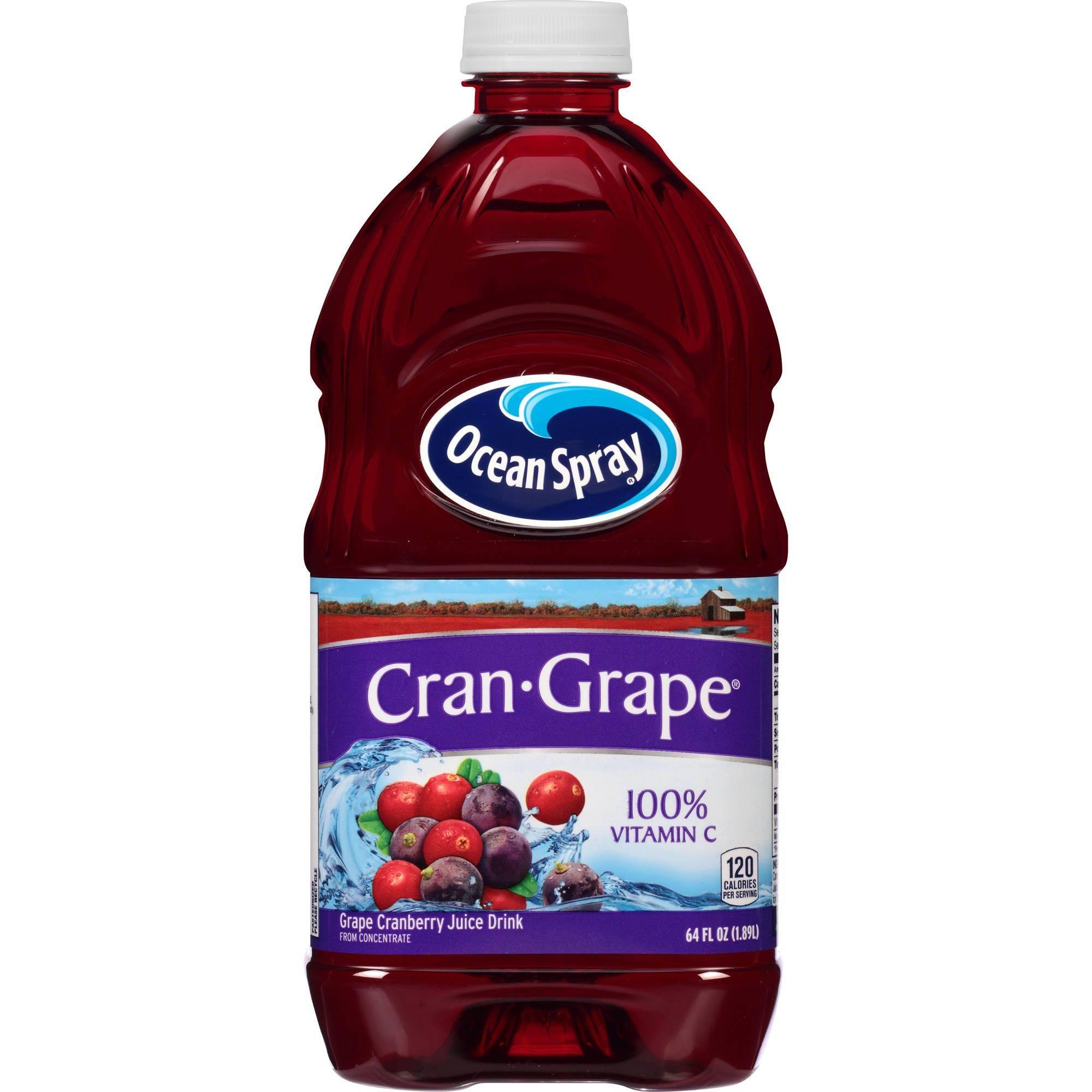Ocean-Spray-Cran-Grape-Juice