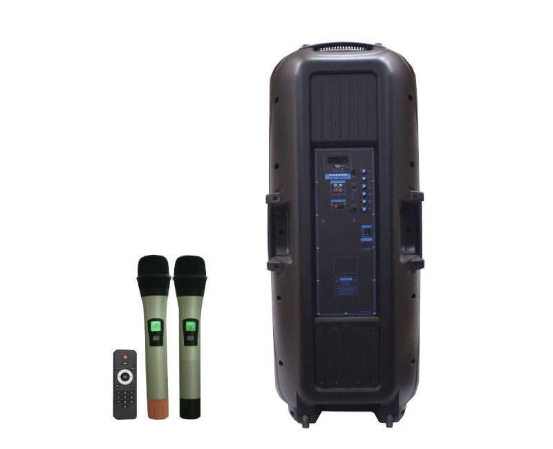 "Organic Electronics AL 8715 3000W Output 2 x 15"" Subwoofer"