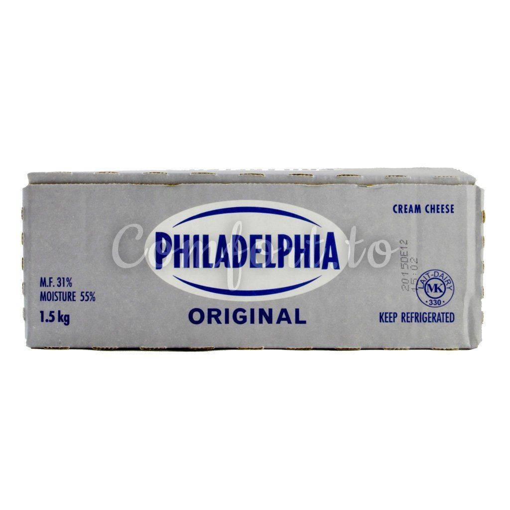 Philadelphia Cream Cheese, 3lb