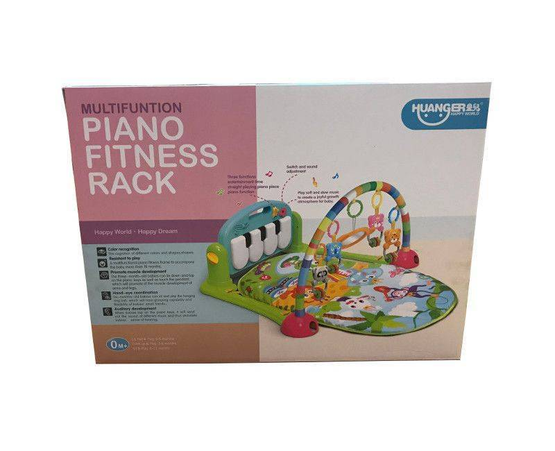 Piano Fitness Rack baby gym for 0 month +