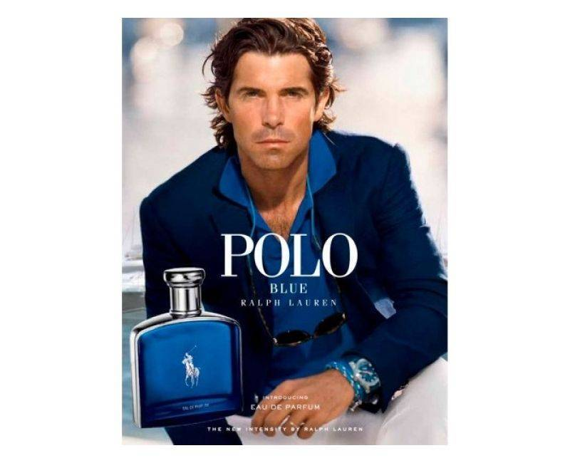 Polo Blue by Ralph Lauren 125ML poster