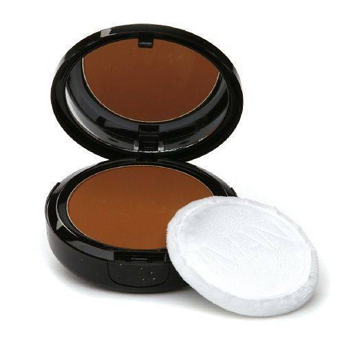 IMAN Pressed Powder, Earth Dark