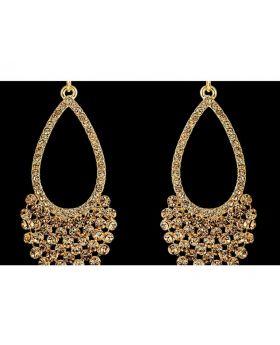 Present Moment Dangle Earrings