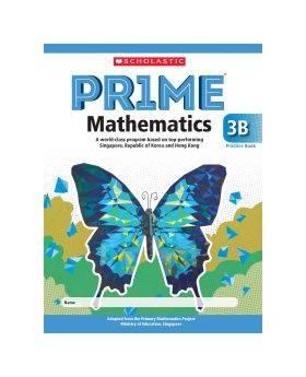 Scholastic Prime Math Practicebook 3B