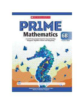 Scholastic Prime Math Practicebook 6B