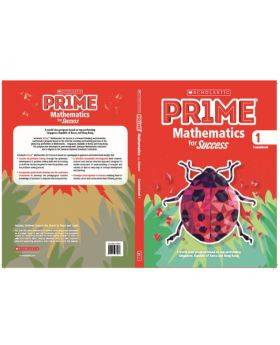 Scholastic Prime Mathematics for Success Coursebook 1