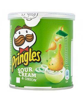 Pringles Sour Cream & Onion 12x40g