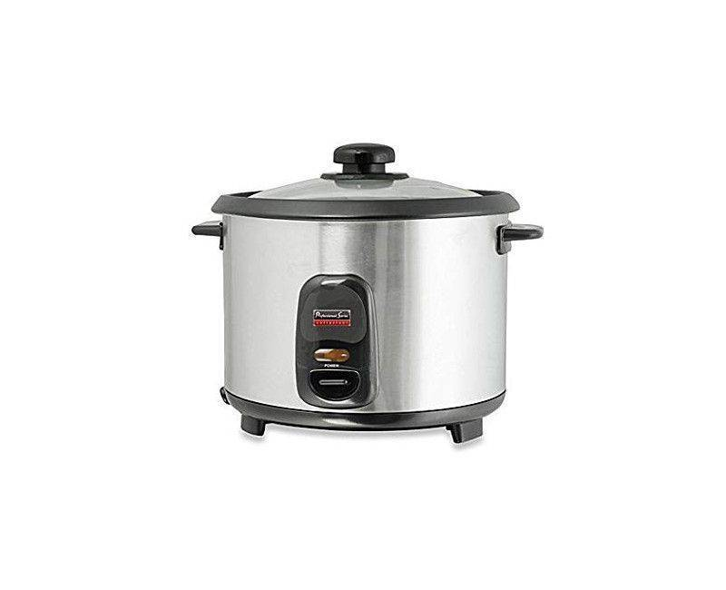Professional Series 12 cup non stick removable bowl rice cooker